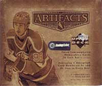 2005-06 Upper Deck Artifacts Hockey