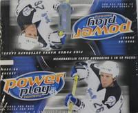 2005-06 Upper Deck Power Play Hockey