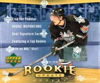 2005-06 Upper Deck Rookie Update Hockey