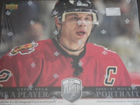 2006-07 Upper Deck Be A Player Portraits Hockey