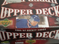2006-07 Upper Deck Series 2 (Retail) Hockey