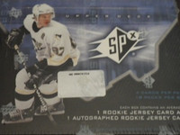 2006-07 Upper Deck SPX Hockey