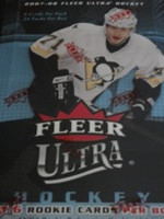 2007-08 Fleer Ultra (Hobby) Hockey