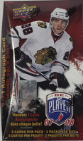 2007-08 Upper Deck Be A Player (Blaster) Hockey