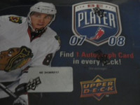 2007-08 Upper Deck Be A Player Hockey