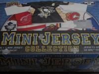 2007-08 Upper Deck Mini Jersey Hockey