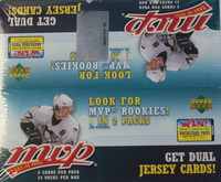 2007-08 Upper Deck MVP (Retail) Hockey