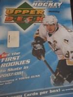 2007-08 Upper Deck Series 1 (Hobby) Hockey