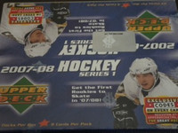 2007-08 Upper Deck Series 1 (Retail) Hockey