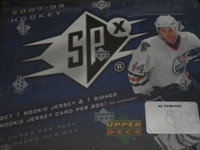2007-08 Upper Deck SPX Hockey