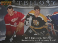 2007-08 Upper Deck Trilogy Hockey