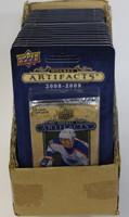 2008-09 Upper Deck Artifacts (Blister: 20pks/box) Hockey