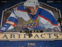 2008-09 Upper Deck Artifacts (Hobby) Hockey