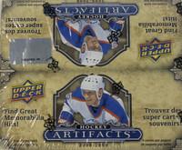 2008-09 Upper Deck Artifacts (Retail) Hockey