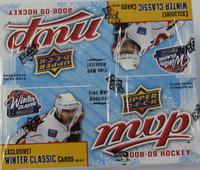 2008-09 Upper Deck MVP [Winter Classic] (Retail) Hockey