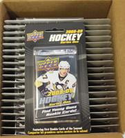 2008-09 Upper Deck Series 1 (Blister: 20pks/box) Hockey