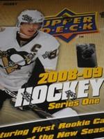 2008-09 Upper Deck Series 1 (Hobby) Hockey