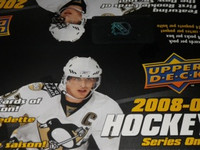 2008-09 Upper Deck Series 1 (Retail) Hockey