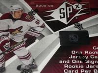 2008-09 Upper Deck SPX Hockey