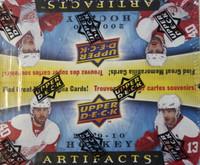 2009-10 Upper Deck Artifacts (Retail) Hockey