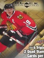 2009-10 Upper Deck Black Diamond Hockey