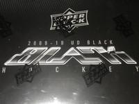 2009-10 Upper Deck Black Hockey