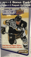 2009-10 Upper Deck Collectors Choice (Blaster) Hockey