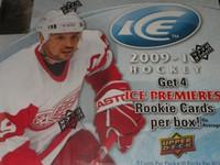 2009-10 Upper Deck Ice (Hobby) Hockey