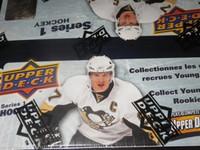 2009-10 Upper Deck Series 1 (Retail) Hockey