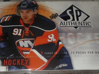 2009-10 Upper Deck SP Authentic Hockey