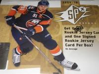 2009-10 Upper Deck SPX Hockey