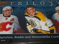 2009-10 Upper Deck Trilogy Hockey