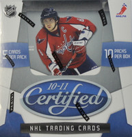 2010-11 Panini Certified Hockey