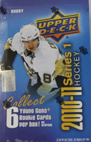 2010-11 Upper Deck Series 1 (Hobby) Hockey