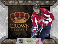 2011-12 Panini Crown Royale (Hobby) Hockey