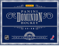 2011-12 Panini Dominion (Hobby) Hockey