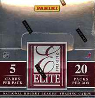 2011-12 Panini Donruss Elite (Hobby) Hockey
