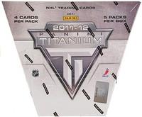 2011-12 Panini Titanium (Hobby) Hockey