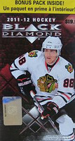2011-12 Upper Deck Black Diamond (Blaster) Hockey