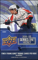 2011-12 Upper Deck Series 1 (Hobby) Hockey