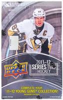 2011-12 Upper Deck Series 2 (Hobby) Hockey