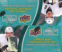 2011-12 Upper Deck Series 2 (Retail) Hockey