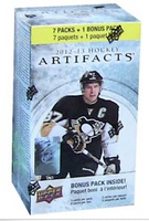 2012-13 Upper Deck Artifacts (Blaster) Hockey