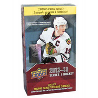 2012-13 Upper Deck Series 1 (Blaster) Hockey