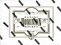 2013-14 Panini Dominion Hockey