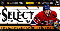2013-14 Panini Select (Hobby) Hockey