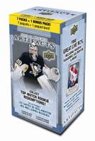 2013-14 Upper Deck Artifacts (Blaster) Hockey
