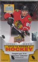 2013-14 Upper Deck Series 2 (Hobby) Hockey