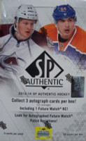 2013-14 Upper Deck SP Authentic (Hobby) Hockey