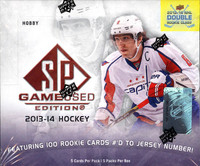 2013-14 Upper Deck SP Game Used (Hobby) Hockey